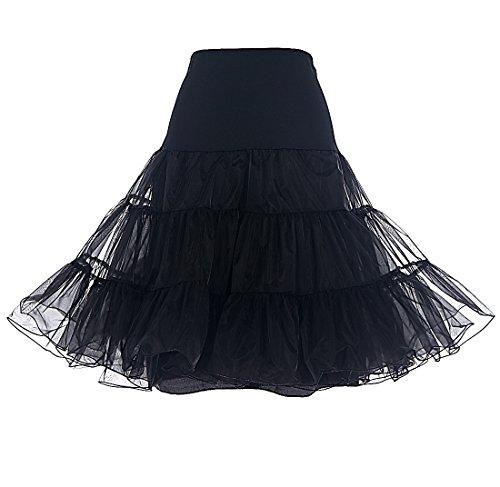 Dresstells 50er Petticoat Reifrock / Unterrock für Rockabilly Kleid