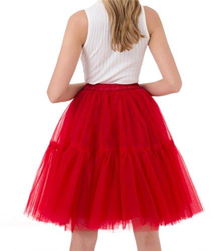 Petticoat Rock & Tanzrock für Ballett oder Abschlussball - 2