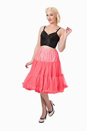 Banned Lifeforms Petticoat (Schwarz) - 3