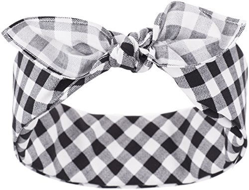 Küstenluder MONE Scot VICHY Gingham Retro Pin Up Nickituch BANDANA Rockabilly