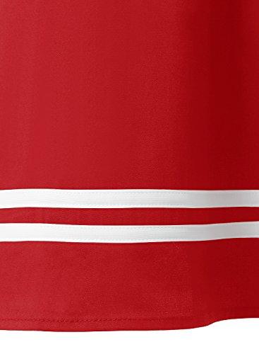 timormode rockabilly kleider neckholder 50s vintage kleid retro knielang kleider damenkleider. Black Bedroom Furniture Sets. Home Design Ideas