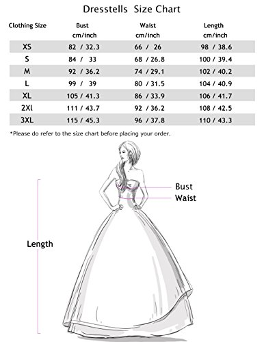 Dresstells Damen Vintage 50er Rockabilly Kurzarm Swing Kleider Partykleid Black Big Pink Dot S - 4