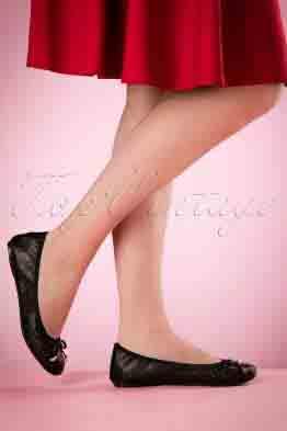 Foldable Ballerina Grace in Black