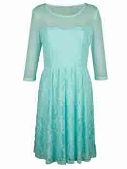 Laura Kent Kleid aus Spitze