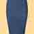 50s Nicky Lee Denim Pencil Skirt in Navy