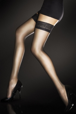 Edith Hold Ups in Black